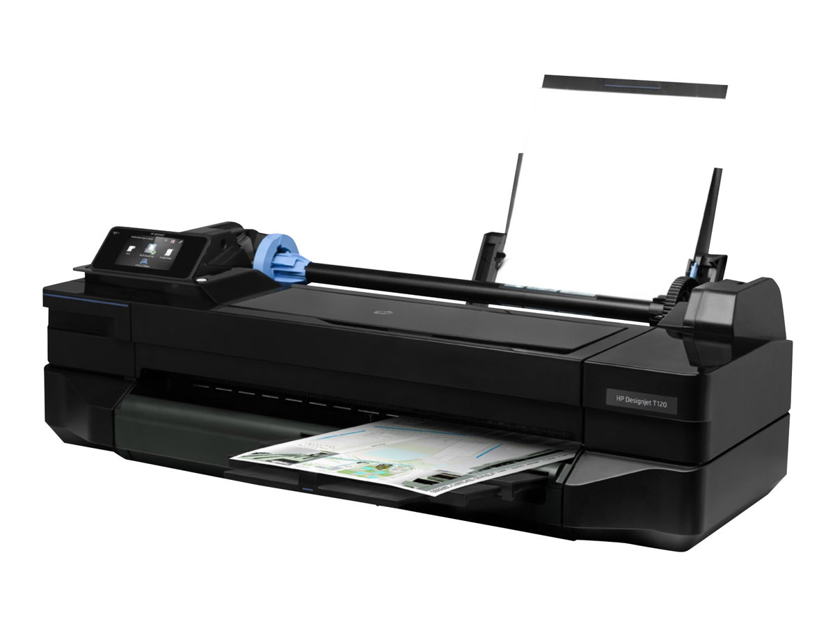 HP DesignJet T120 ePrinter - large-format printer - color - ink-jet