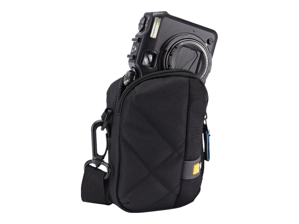 Case Logic Medium Camera Case - Tasche Kamera - Polyester - Schwarz