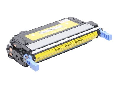 eReplacements Q5952A-ER - Yellow - remanufactured - toner cartridge (alternative for: HP Q5952A) - for HP Color LaserJet 4700, 4700dn, 4700dtn, 4700n, 4700ph+