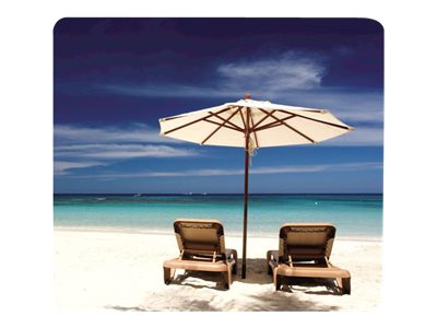 Fellowes Recycled Mouse Pad Beach - Mauspad
