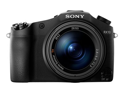 Sony Cyber-shot DSC-RX10 Digital camera compact 20.2 MP 8.3x optical zoom Carl Zeiss