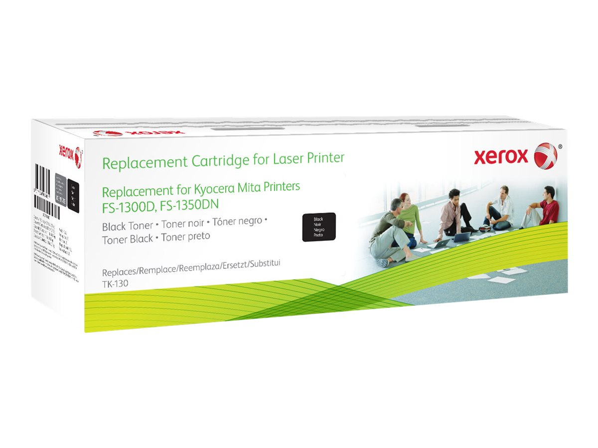 Xerox Kyocera FS-1300D/1300DN - black - toner cartridge (alternative for: Kyocera TK-130)