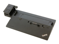 Lenovo ThinkPad Basic Dock - Port replicator - for ThinkPad L460; L470; L560; L570; P50; P51; T460; T470; T560; T570; W54X; X250; X260; X270