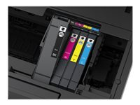 Epson WorkForce Pro WF-4730DTWF - Multifunction printer - colour - ink-jet - A4/Legal (media) - up to 34 ppm (printing) - 500 sheets - 33.6 Kbps - USB 2.0, LAN, Wi-Fi(n), USB host, NFC ** End-User Free 3 Years Extended Printer Warranty Worth £250 redeemable valid between 1st July 2019 until 31st December 2019 via www.epson.co.uk/printerwarranty or www.epson.ie/printerwarranty. Claims must be submitted within 30 days of purchasing the produc product **