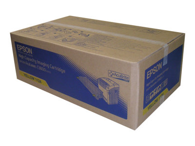 - High Capacity - Gelb - Original - Tonerpatrone