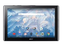 "Acer ICONIA ONE 10 B3-A40-K8S3 - Tablette - Android 7.0 (Nougat) - 32 Go eMMC - 10.1"" IPS (1280 x 800) - hôte USB - Logement microSD - noir"