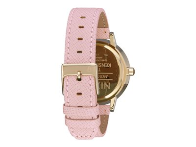 Kensington Leather - montre-bracelet