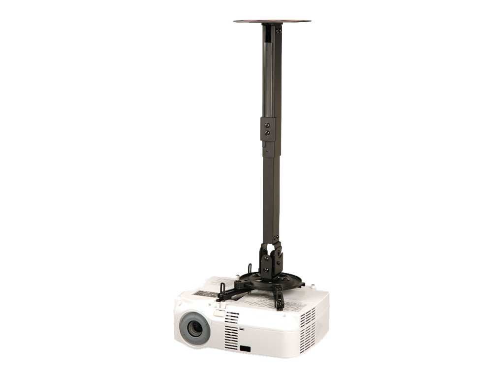Peerless PARAMOUNT Ceiling/Wall Projector Mount with Adjustable Extension PPB - mounting kit (Tilt & Swivel)