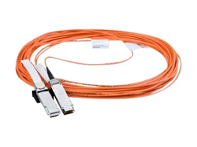 Mellanox Active Optical Cable - InfiniBand cable - 15 m