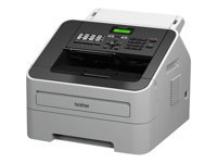 Brother FAX-2940 - Multifunction printer - B/W - laser - up to 20 ppm (copying) - up to 20 ppm (printing) - 250 sheets - 33.6 Kbps - USB