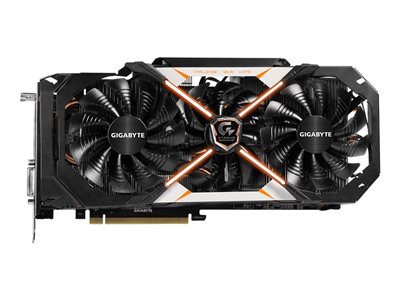 Gigabyte GeForce GTX 1070 Xtreme Gaming - graphics card - GF GTX 1070 - 8 GB