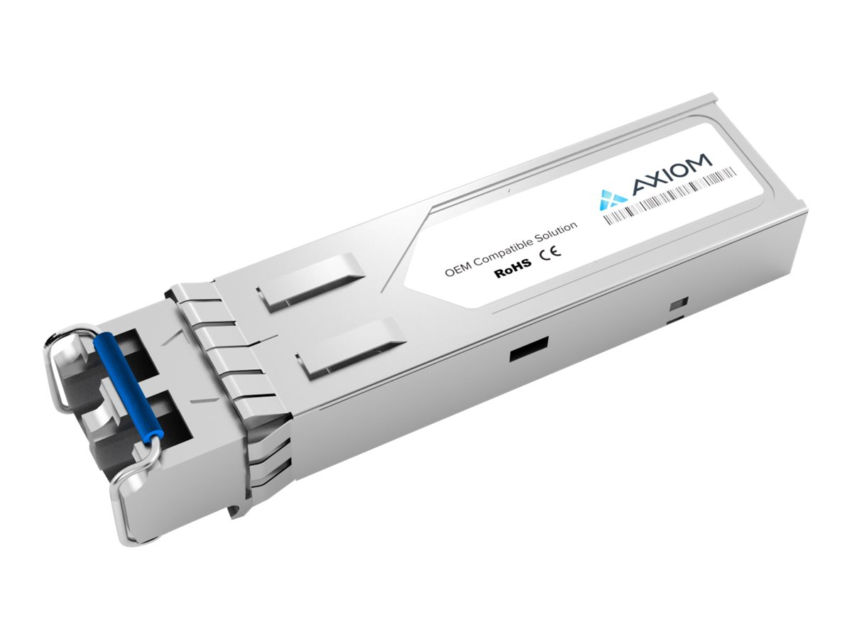 Axiom IBM 88Y6062 Compatible - SFP (mini-GBIC) transceiver module - GigE - TAA Compliant