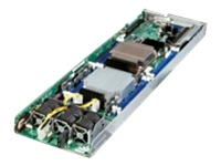 Intel Compute Module HNS2400LPQ - Server - blade - 2-way - RAM 0 MB - no HDD - ServerEngines Pilot III - GigE, InfiniBand - monitor: none - with Intel Node Power Board (FH2000NPB), Bridge Board (FHWJFWPBGB)