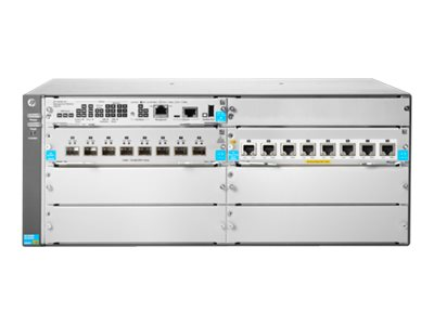5406R 8-port 1/2.5/5/10GBASE-T PoE+ / 8-port SFP+ (No PSU) v3 zl2