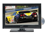 Supersonic SC-2212 22INCH Class LED TV with built-in DVD player 1080