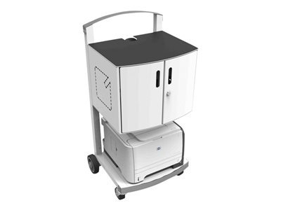 Compulocks CartiPad Uno Cart (charge only) for 16 Apple iPad lockable