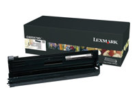 Lexmark Black original printer imaging unit LCCP