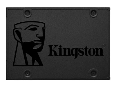 "Kingston SA400S37/120G SSDNow A400 - Solid state drive - 120 GB - internal - 2.5"" - SATA 6Gb/s"