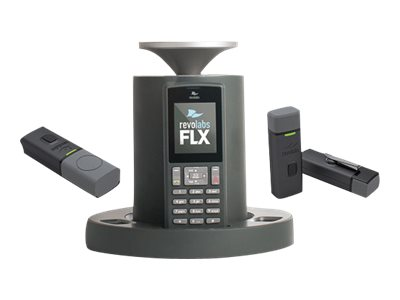 Revolabs FLX 2 - VoIP conferencing system - 3-way call capability