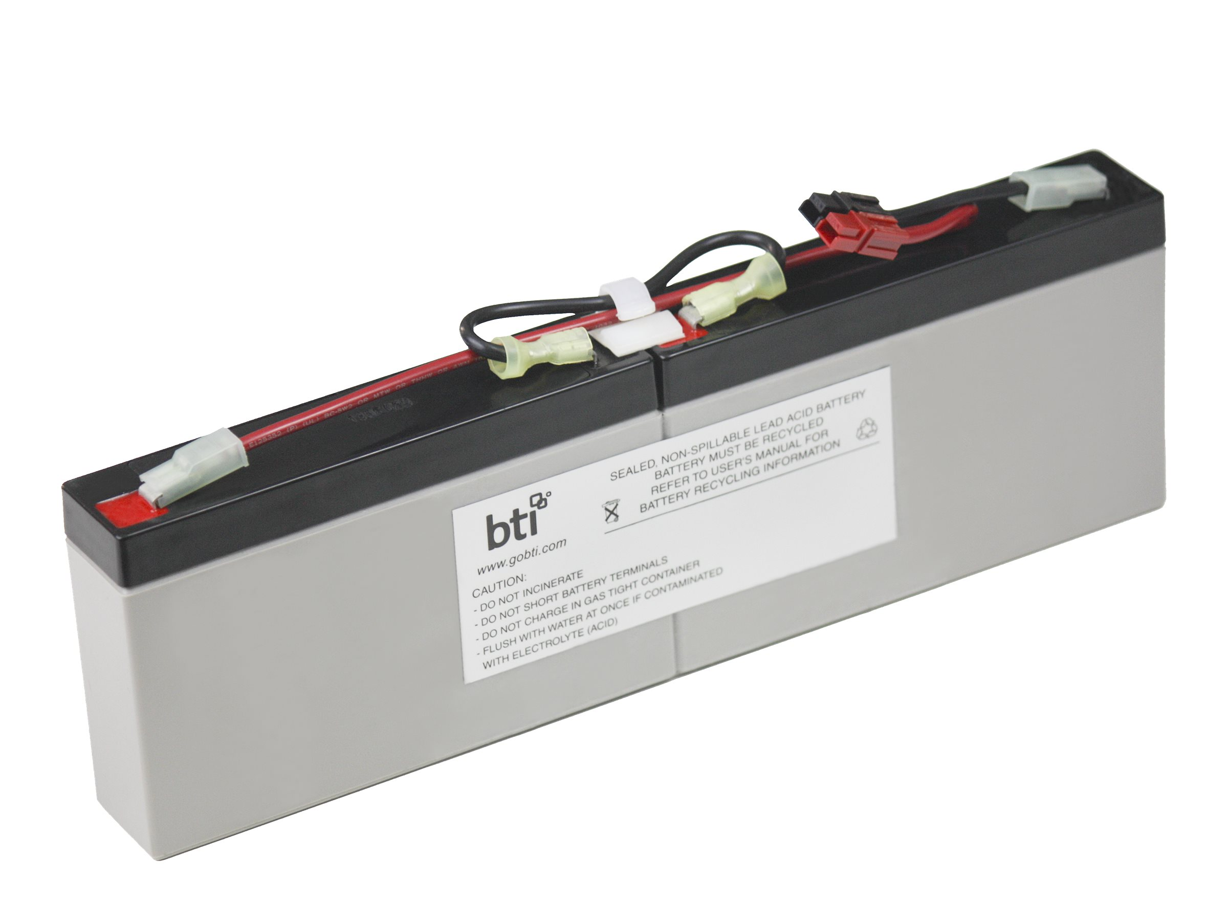 BTI Replacement Battery #18 for APC - UPS battery - lead acid