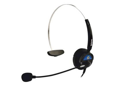 snom HS-MM2 - Headset - On-Ear - für snom 300, 320, 360, 370, 820, 821, 870