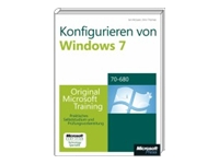 Konfigurieren von Windows 7 - Original Microsoft Training für Examen 70-680
