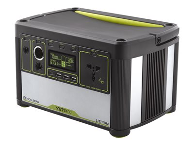 400 Lithium Portable Power Station