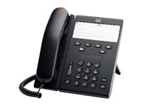 Cisco Unified IP Phone 6911 Standard VoIP phone SCCP, SIP charcoal refurbished