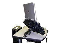 Newcastle Systems Mounting component (holder, 7INCH extension arm) for notebook / tablet