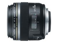 Canon EF-S - Macro lens - 60 mm - f/2.8 USM - Canon EF-S