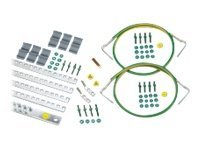 Panduit Structuredground rack grounding kit - 42U