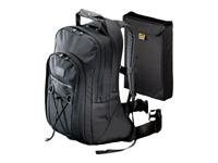 Brenthaven Backpack Executive Notebook carrying backpack black