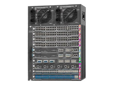 Cisco Catalyst 4510R+E - Switch - an Rack montierbar