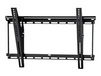 Ergotron Neo-Flex Tilting Wall Mount, UHD - Mounting kit (wall plate, locking bar, 2 tilt rails) for plasma panel