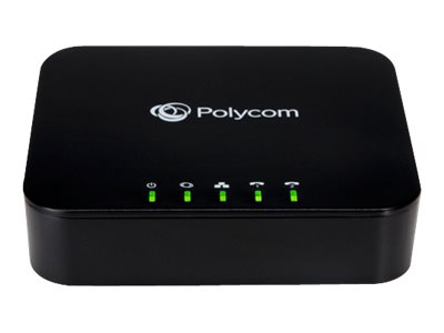 Polycom OBi302 VoIP phone adapter OBiTALK 100Mb LAN