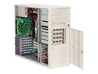 Supermicro SC733 T-645 - tower - extended ATX