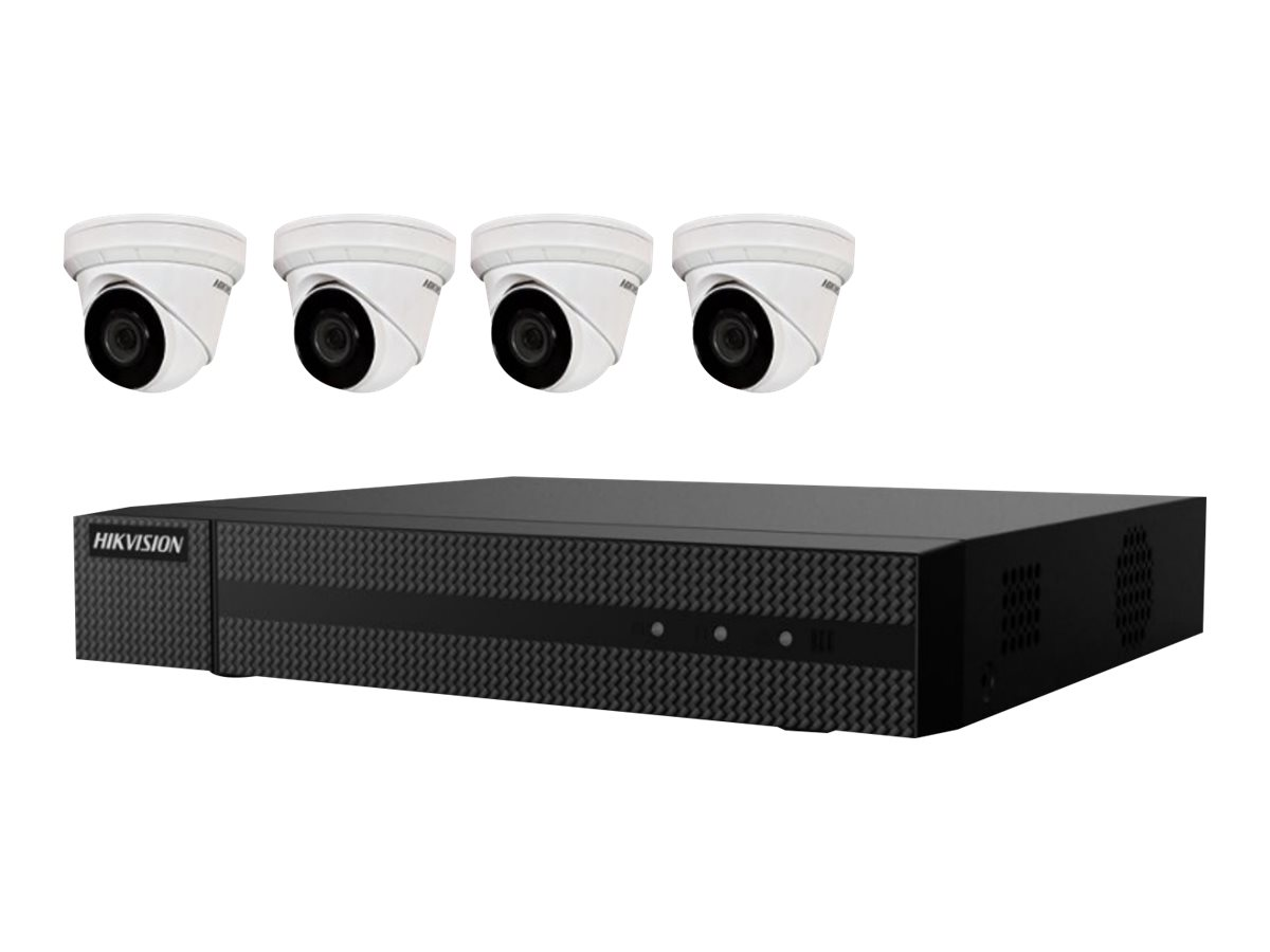 Hikvision Value Express Series EKI-Q41T44 - NVR + camera(s) - wired