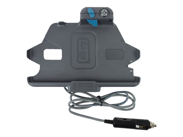 Gamber-Johnson Docking Station with Cigarette Adapter