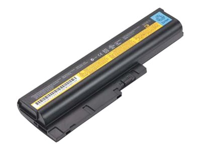 Total Micro Notebook battery (equivalent to: IBM 40Y6795) 1 x lithium ion 5200 mAh