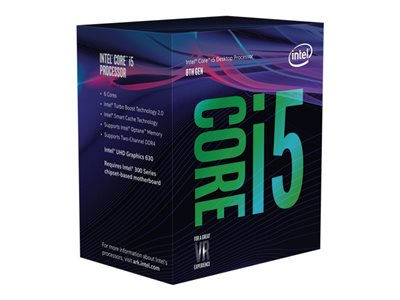Intel CPU Core  I5-8600K 3.6GHz 6 kerner LGA1151