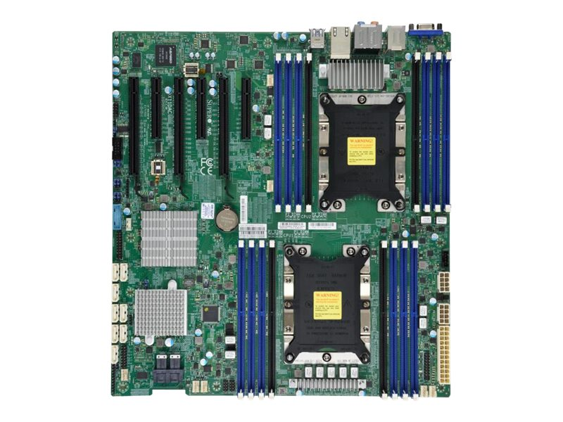SUPERMICRO X11DAC - motherboard - extended ATX - Socket P - C621