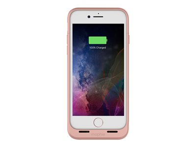 mophie Juice Pack Air External battery pack 2525 mAh (Lightning) on cable: Micro-USB