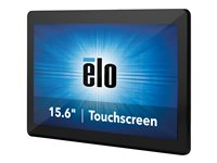 Elo I-Series 2.0 All-in-one 1 x Core i3 8100T / 3.1 GHz RAM 8 GB SSD 128 GB