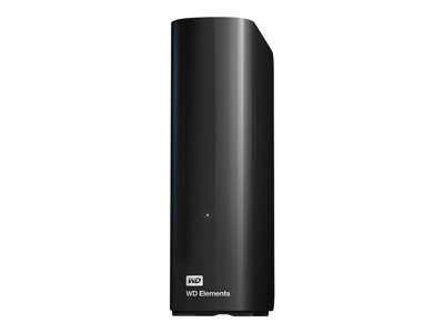 WD Elements Desktop Harddisk WDBWLG0020HBK 2TB USB 3.0