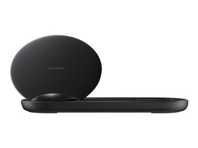 Samsung Wireless Charger Duo Trådløs opladnings måtte 24 pin USB-C