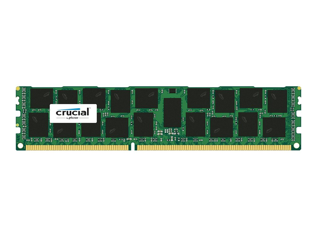 Crucial - DDR3 - 16 GB - DIMM 240-PIN - 1866 MHz / PC3-14900 - CL13