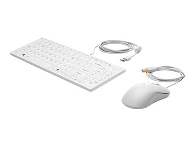 HP Healthcare Keyboard and Mouse Set image