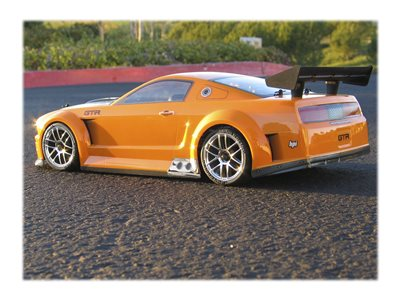 Racing - Carrozzeria Ford Mustang GT-R