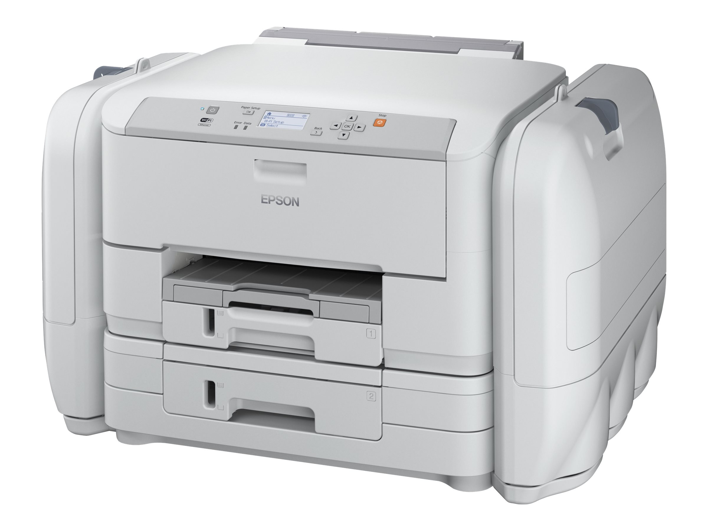 Epson WorkForce Pro WF-R5190 DTW Flex BAM - Drucker - Farbe - Duplex - Tintenstrahl - A4/Legal