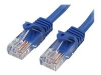StarTech.com Snagless Cat 5e UTP Patch Cable